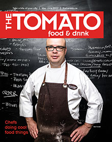 Tomato Cover May June 2017