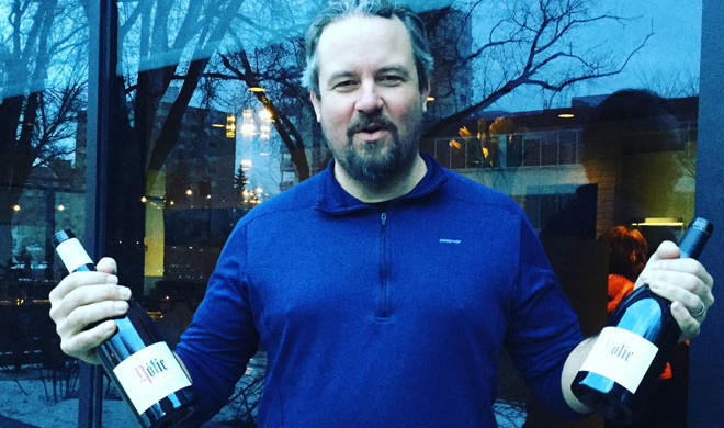 Sean Boyd of Rotie Cellars
