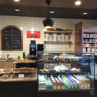 The Bon Ton's new sandwich bar