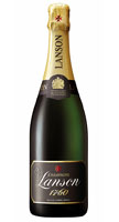 Lanson Black Label Brut NV (Champagne, France) $60