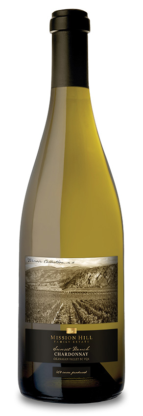 Mission Hill Terroir Unoaked Chardonnay