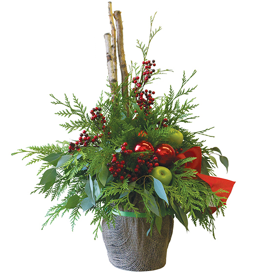 learn to make this festive urn at Zocalo