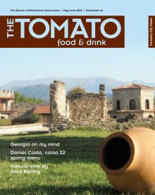 May June 2012 Cover