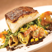 Hardware Grill's Sea Bass