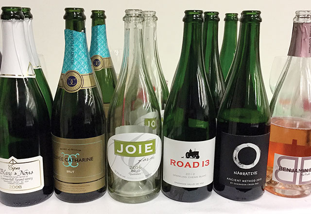 Canadian sparkling wine ruled at Northern Lands