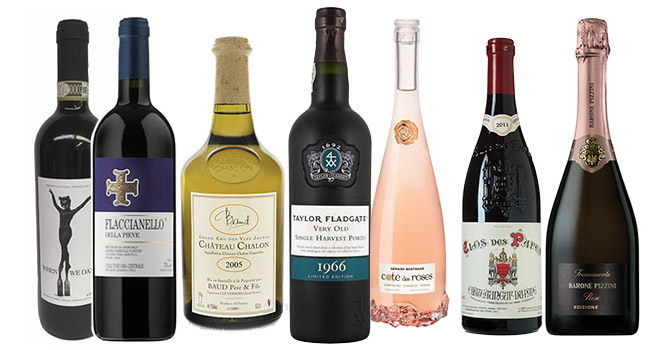 Wines from the Rich Uncle and the Cash-strapped Friend