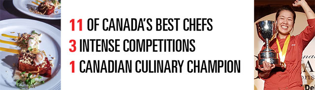 Masakage knives, Juniper Love Fest and the 2018 Canadian Culinary