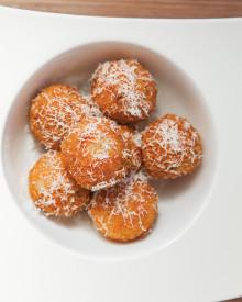Arancini rice balls